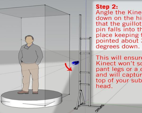 3D扫描仪 3D模型  图13