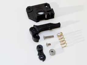 Replicator 1打印机马达驱动 3D模型
