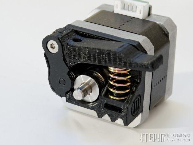 Replicator 1打印机马达驱动 3D模型  图3