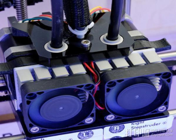 Replicator 1打印机马达驱动 3D模型  图9