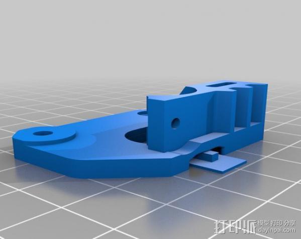Replicator 1打印机马达驱动 3D模型  图11