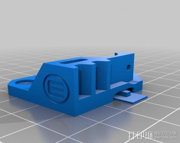 Replicator 1打印机马达驱动 3D模型  图12