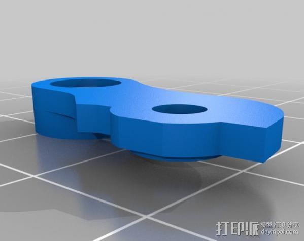 Replicator 1打印机马达驱动 3D模型  图13