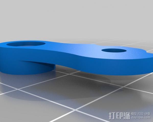 Replicator 1打印机马达驱动 3D模型  图14