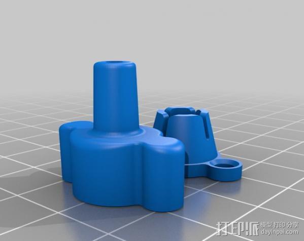 Replicator打印机滤尘器 3D模型  图9