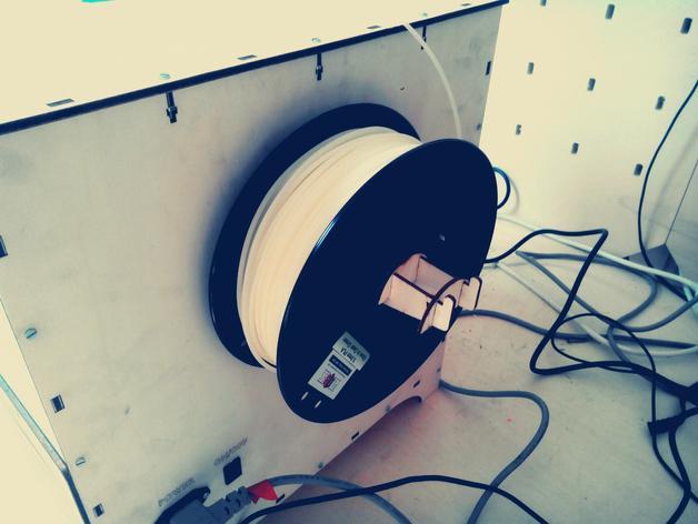 激光切割机 盒子 3D模型  图3