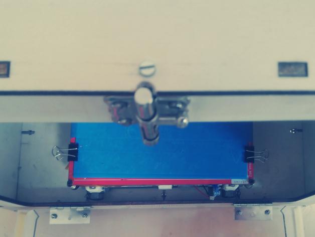 激光切割机 盒子 3D模型  图8