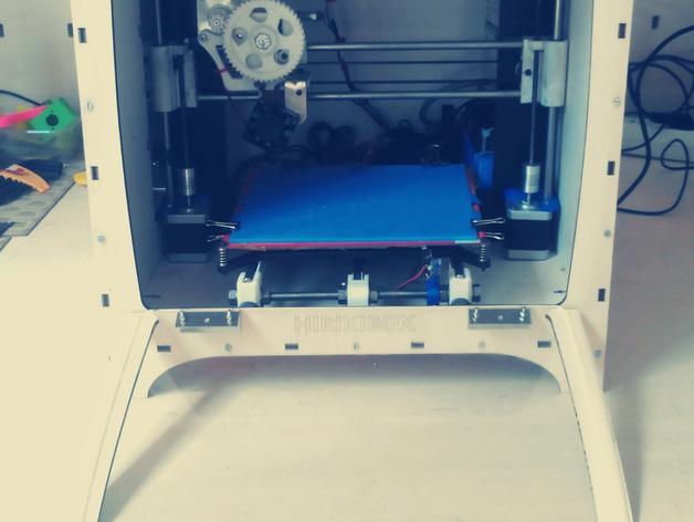 激光切割机 盒子 3D模型  图10