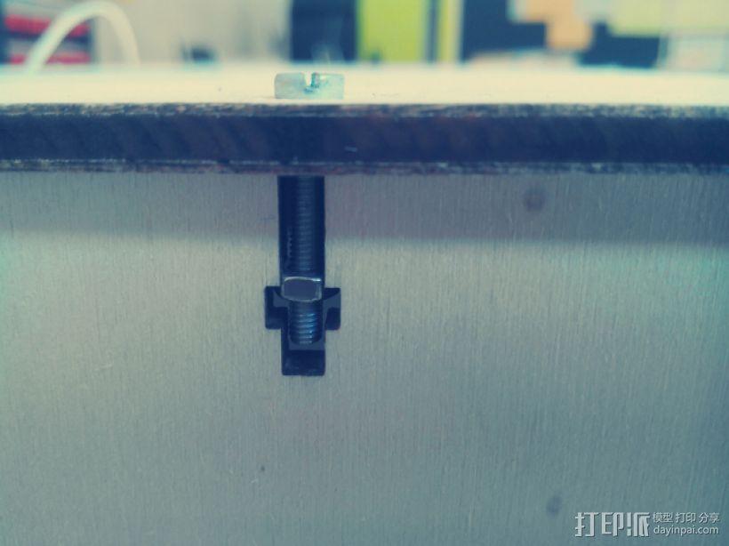 激光切割机 盒子 3D模型  图14