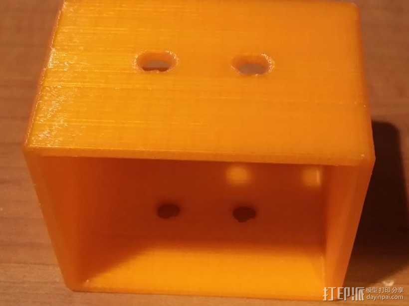电源插座 开关盒 3D模型  图10