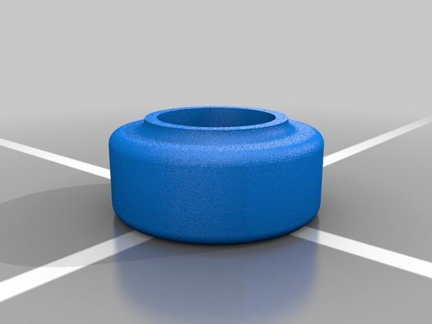 SparkinBot打印机门形架 3D模型  图2
