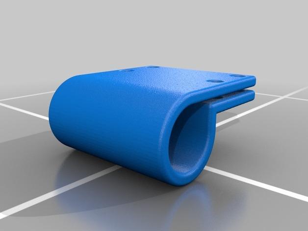 SparkinBot打印机门形架 3D模型  图3