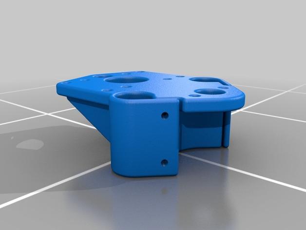 SparkinBot打印机门形架 3D模型  图4