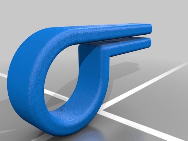 SparkinBot打印机门形架 3D模型  图7