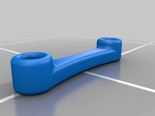 SparkinBot打印机门形架 3D模型  图9