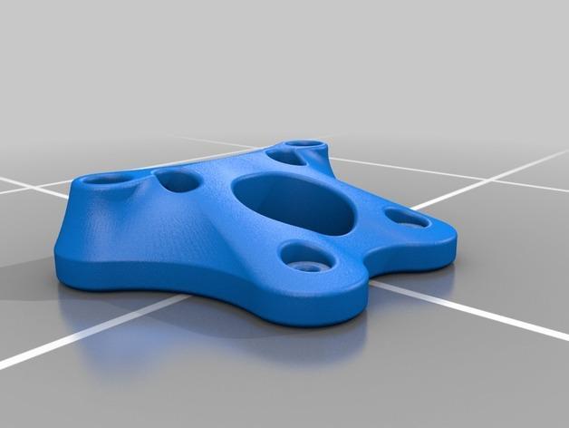 SparkinBot打印机门形架 3D模型  图8