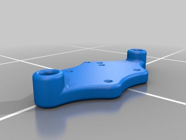 SparkinBot打印机门形架 3D模型  图10