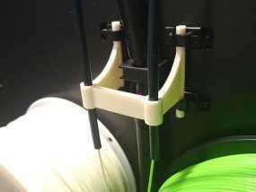 丝线材料管座 3D模型
