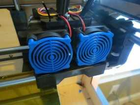 风扇保护罩 3D模型