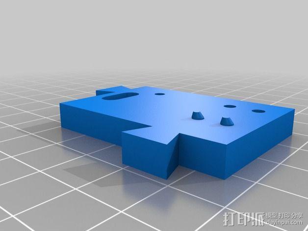 LUCAS挤出机 3D模型  图7
