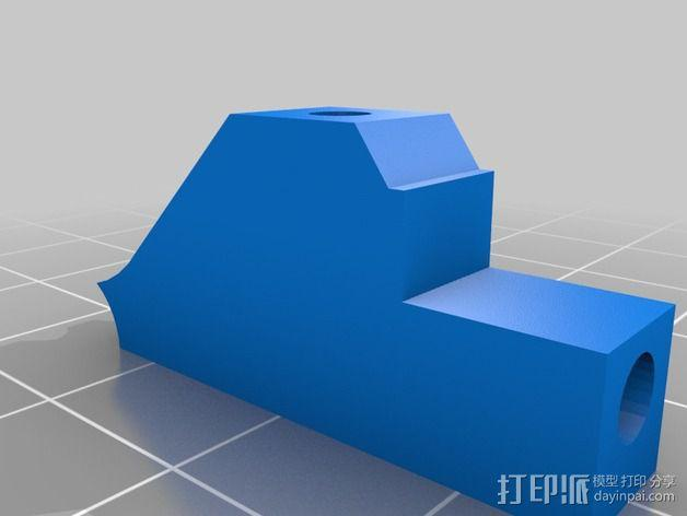 LUCAS挤出机 3D模型  图13