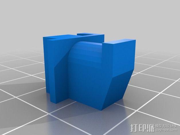 LUCAS挤出机 3D模型  图22