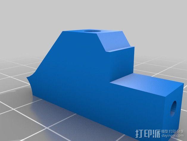LUCAS挤出机 3D模型  图27