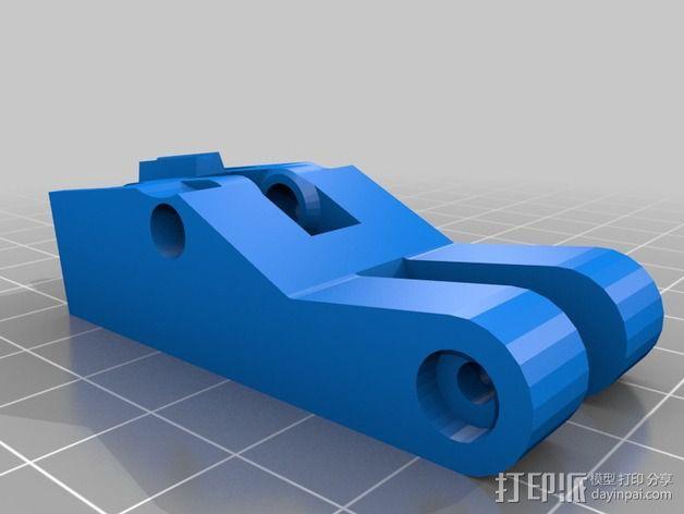 LUCAS挤出机 3D模型  图25