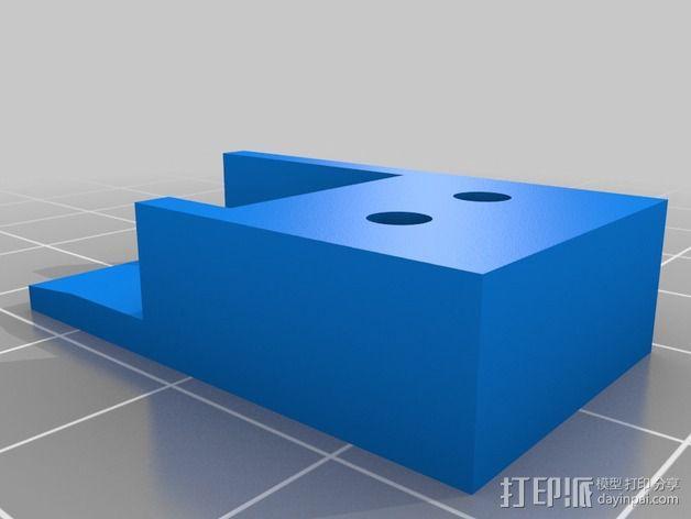 LUCAS挤出机 3D模型  图26