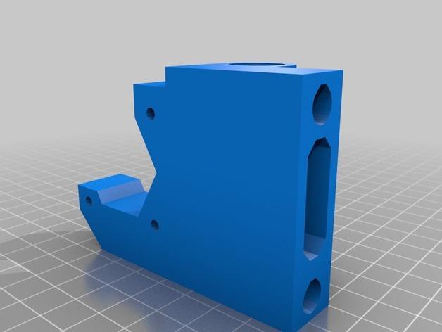 Prusa i3 打印机 3D模型  图2