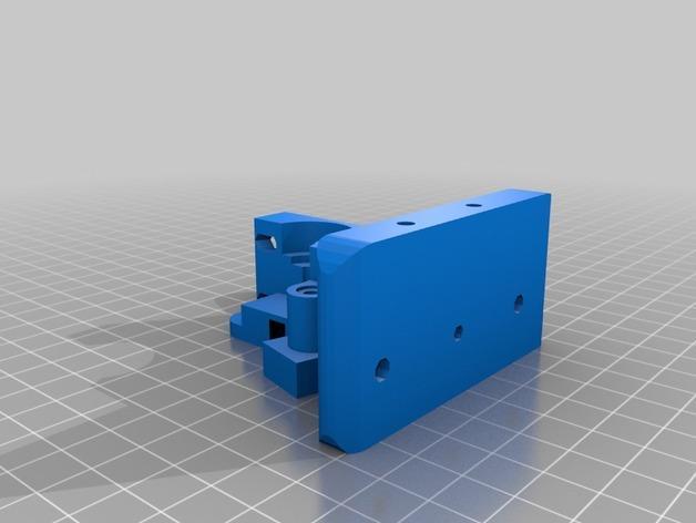 Prusa i3 打印机 3D模型  图3