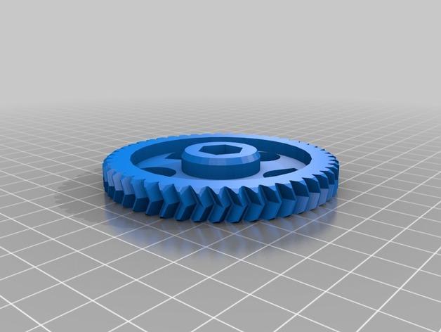 Prusa i3 打印机 3D模型  图4