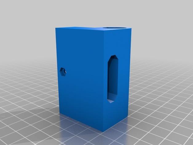 Prusa i3 打印机 3D模型  图7