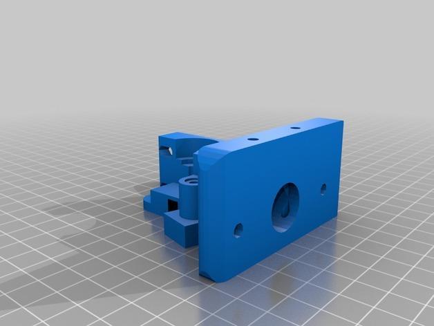 Prusa i3 打印机 3D模型  图8
