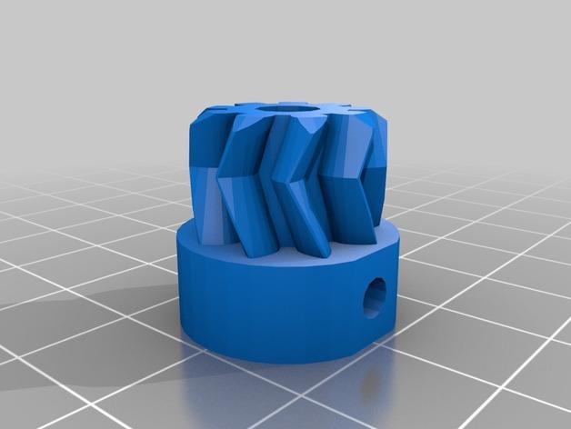 Prusa i3 打印机 3D模型  图9