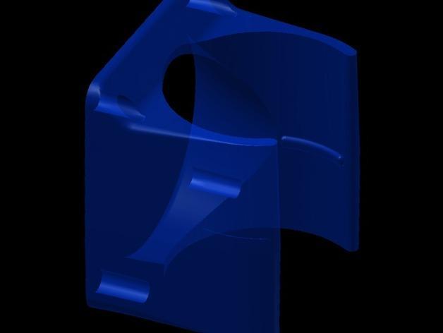 E3D-v6通风导管  3D模型  图3