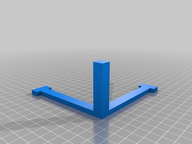打印机测试套件 3D模型  图2