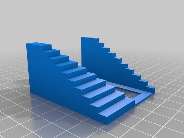 打印机测试套件 3D模型  图7