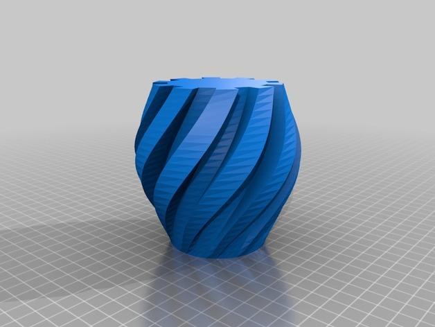 打印机测试套件 3D模型  图11