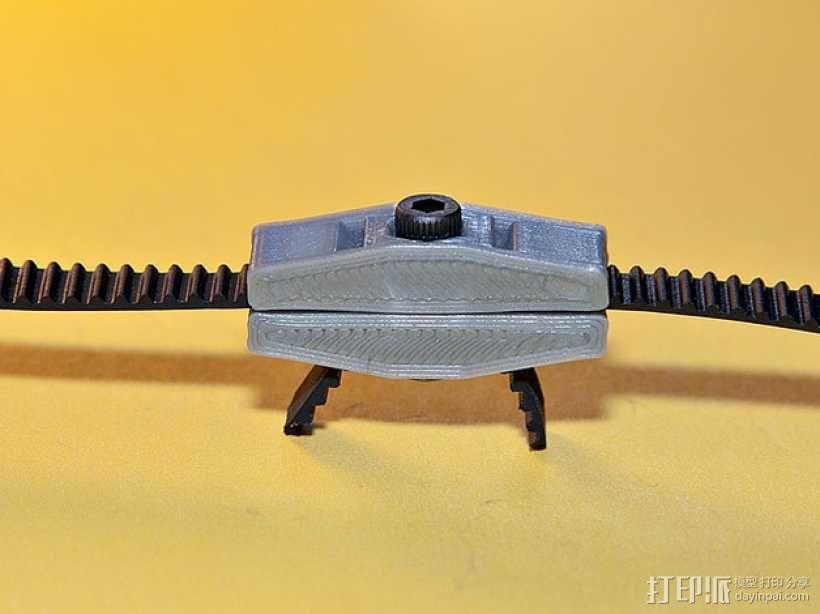 皮带夹 3D模型  图14