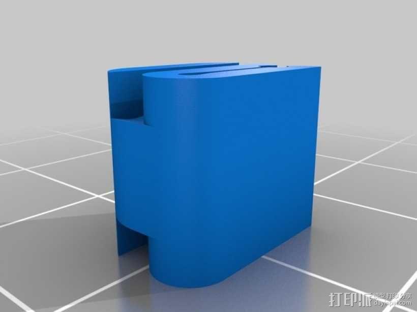 1.75毫米的卷线夹 3D模型  图5