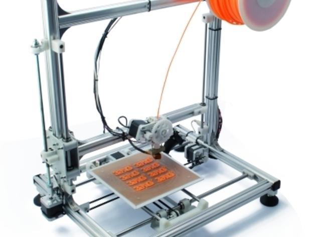 K8200/3Drag打印机模型 3D模型  图8