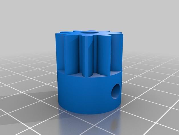 K8200/3Drag打印机模型 3D模型  图9