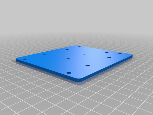 K8200/3Drag打印机模型 3D模型  图13