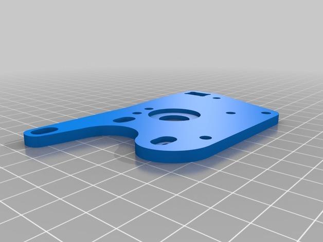 K8200/3Drag打印机模型 3D模型  图14