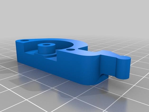 K8200/3Drag打印机模型 3D模型  图18