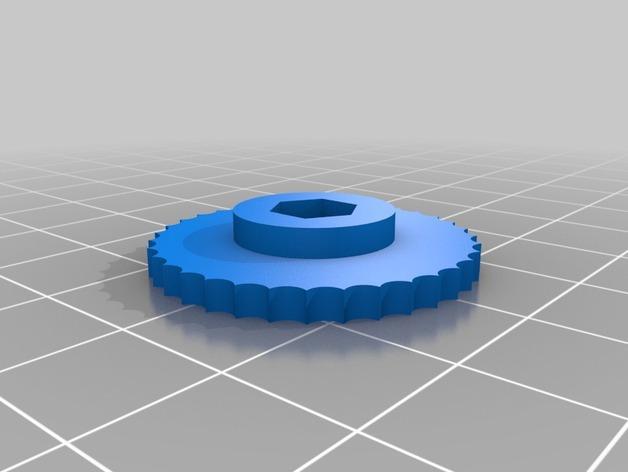 K8200/3Drag打印机模型 3D模型  图23