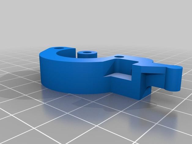 K8200/3Drag打印机模型 3D模型  图22