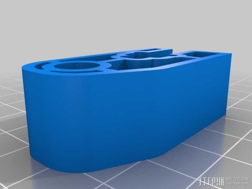 K8200/3Drag打印机模型 3D模型  图26