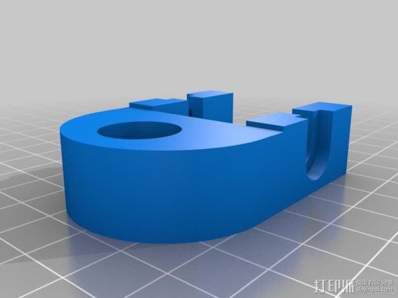 K8200/3Drag打印机模型 3D模型  图27